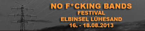 No F*cking Bands Festival